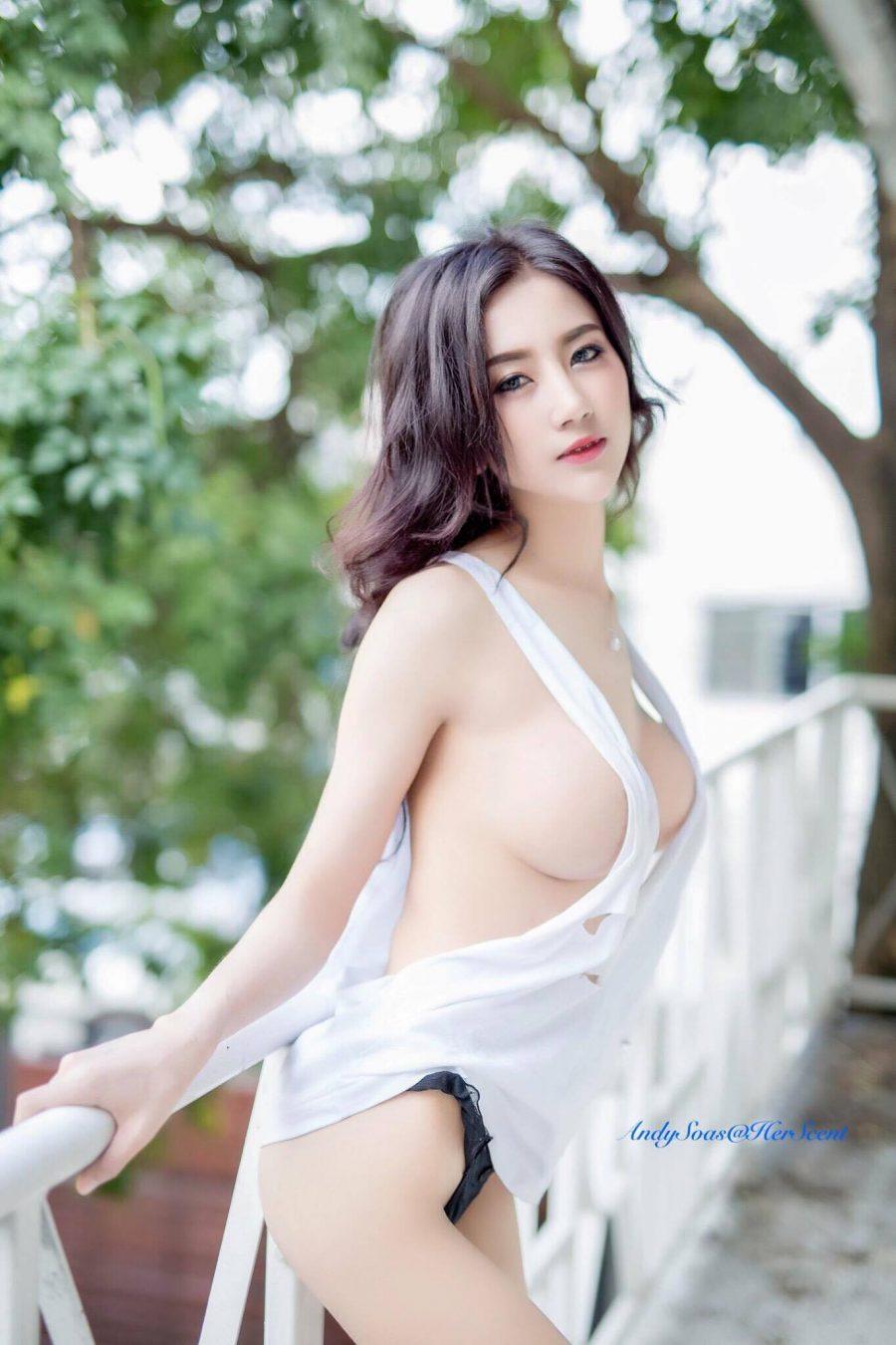 เนย ซูกูชิ งานดี งานเนียน 1 ในสาวผู้เข้าประกวด MAXIM ปีนี้