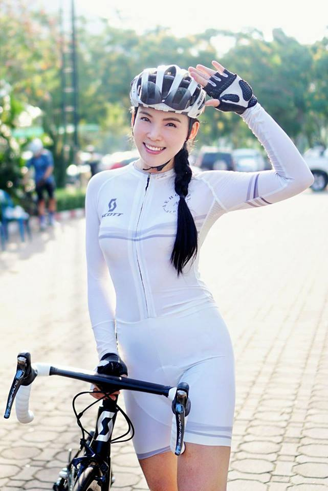 AngelTeam!! 5 นางฟ้านักปั่นของประเทศไทย สวยน่ารักกันที่สุดแล้ว