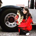 งานดีจริงๆ Rino Sasaki สาวขับรถบรรทุก ที่สวยที่สุดในประเทศญี่ปุ่น