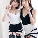 สองดาวเด่น AV!! Akiho Yoshizawa และ Jessica Kizaki ประชันลีลารักอันเร่าร้อน….