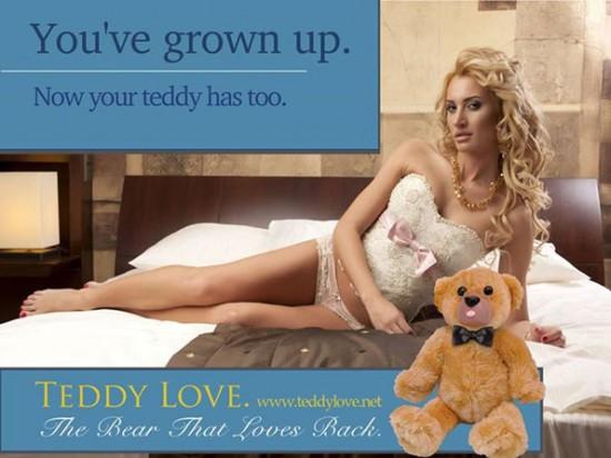 ตุ๊กตาหมีเซ็กส์ทอย