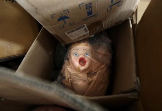 เบื้องหลังการผลิตตุ๊กตายาง