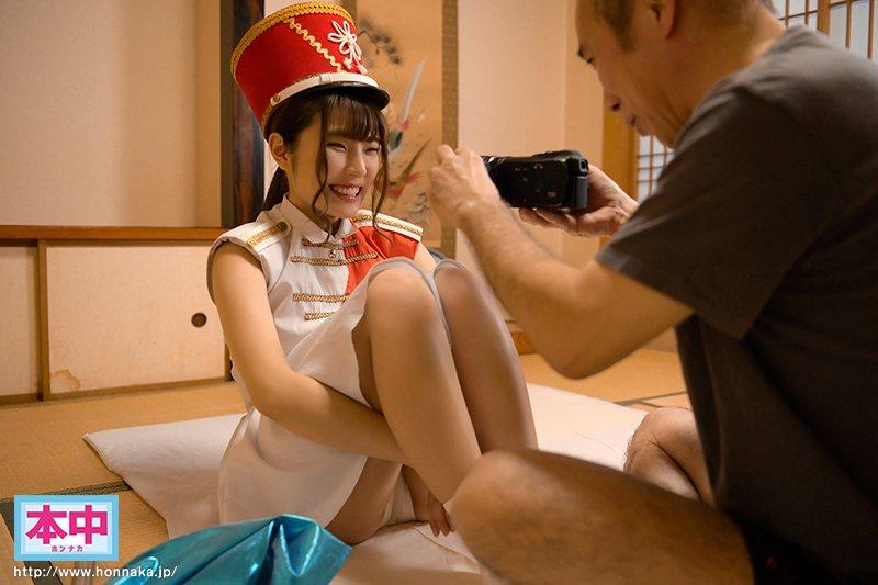 หนังAV  HND-844  Nakazawa-Momoka おじさんにも優しい!!すご~く性格の良いマーチング女子大生もっと大きな世界がみたくなってAVデビュー