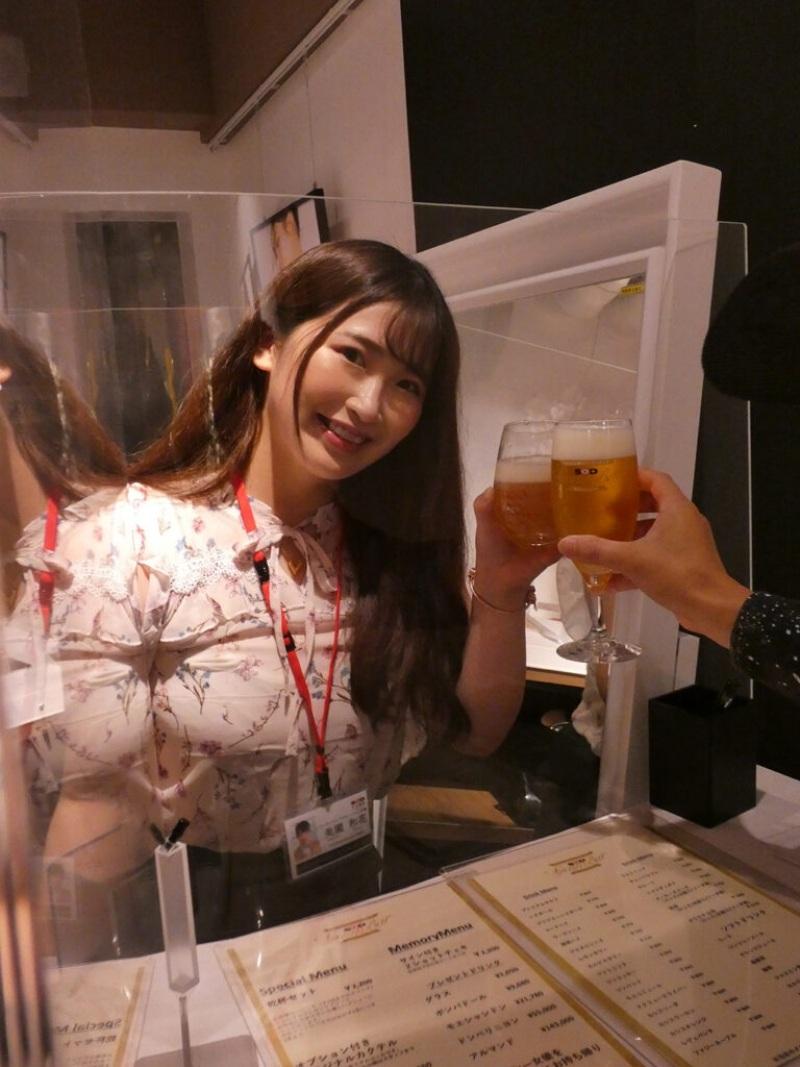 ข่าวสารAV-สวนสนุก SOD เปิดอย่างเป็นทางการแล้วนะ~ มาดื่มสักแก้วไหม? กับดาราเอวีขวัญใจของคุณ! - SOD LAND