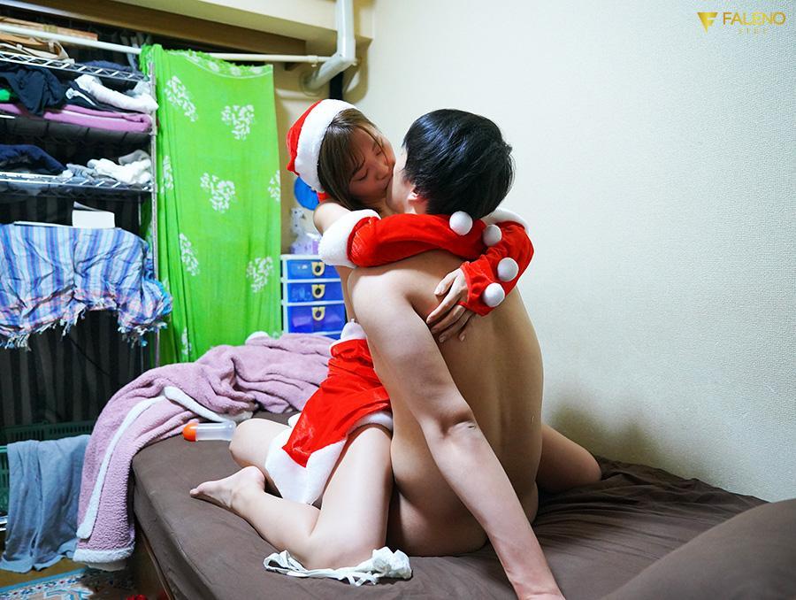 แนะนำหนังAV - FLNS-273 เมื่อแซนตี้สาวYume Nikaidoนำของขวัญไปมอบให้คุณถึงบ้าน