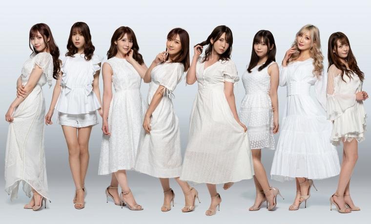 Amiri Saito , Hikari Ninomiya , Nanami Misaki , Hibiki Otsuki , Yui Hatano , Miharu Usa , AIKA และ Non Nonoura
